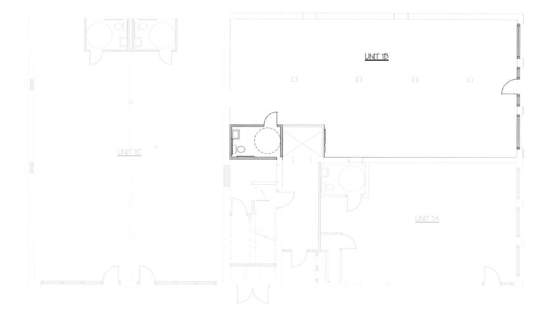 Creative Floor Plan 1B