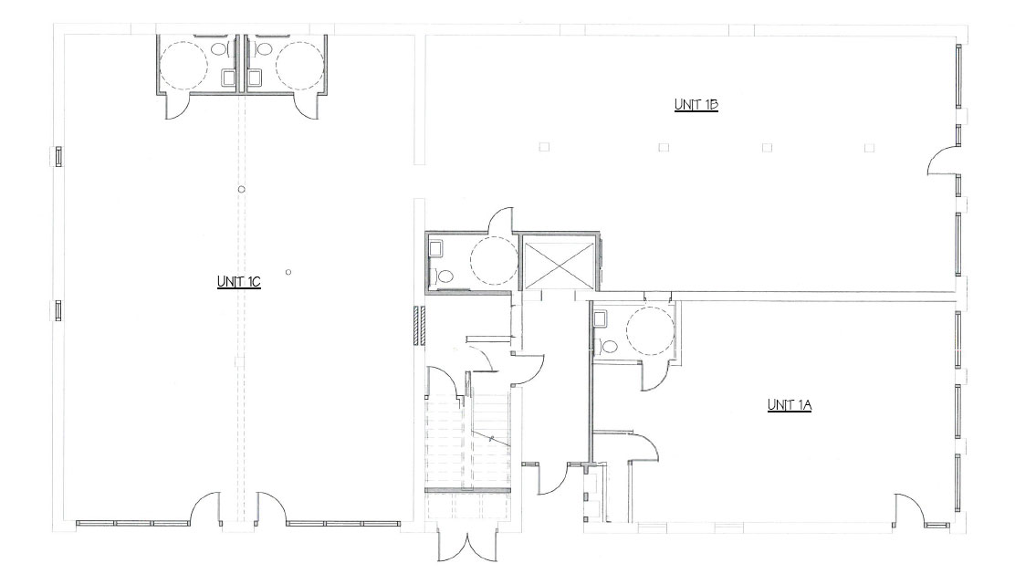 Creative Floor Plan - 1st floor